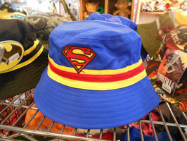 SUPERMAN Reversible Cotton Twill Hat