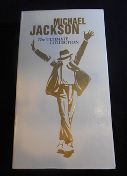 MICHAEL JACKSON / ULTIMATE COLLECTION (4CD+1DVD) 輸入盤