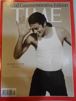 雑誌「TIME」マイケル・ジャクソン 特別号