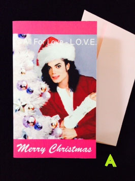 MJ:X'mas Cards (S)