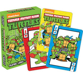 『Teenage Mutant Ninja Turtles』Playing Card