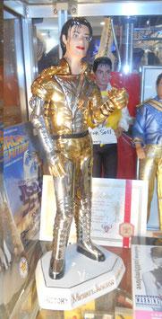 Michael Jackson 陶磁器フィギュア(1000体限定)