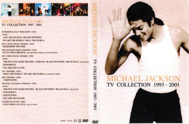 DVD:MJ TV Collection 1993 - 2001