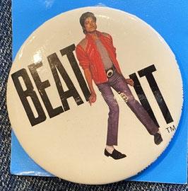 Michael Jackson  1984年 缶バッジ4個セット
