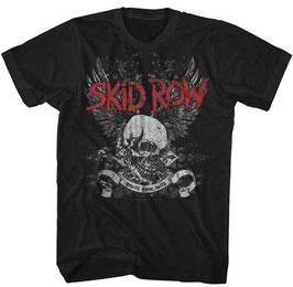 スキッド・ロウ (SKID ROW) Tシャツ