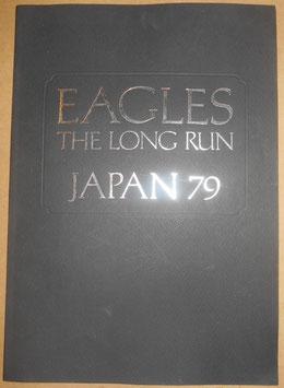 イーグルス(Eagles) The Long Run TOUR 日本公演パンフレット(1979年)