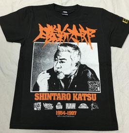 THE MAN SHINTARO KATSU(THE 人間 勝新太郎)Tシャツ
