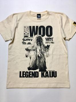 ウー(伝説怪獣)Tシャツ