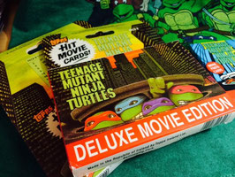 TMNT:Trading Card DX Movie 66p Sets 1990