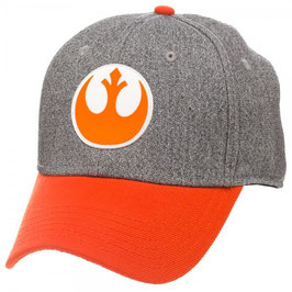 Star Wars Rebel Logo Flex Cap