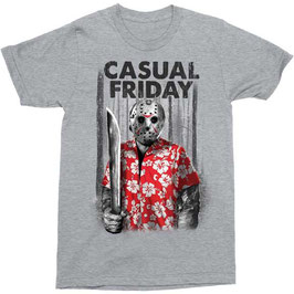 FIRDAY THE 13th JASON CASUAL FRIDAY Tシャツ