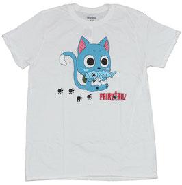 『FAIRY TAIL』(フェアリーテイル)Tシャツ(ハッピー)