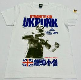 ダイナマイトキッド (ブリティッシュホワイト)  Tシャツ