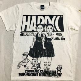 マカロニほうれん荘(ピーマン学園)Tシャツ