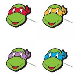 TMNT:4 Face Pierce