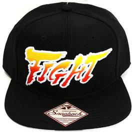 Street Fighter V Fight スナップバックキャップ