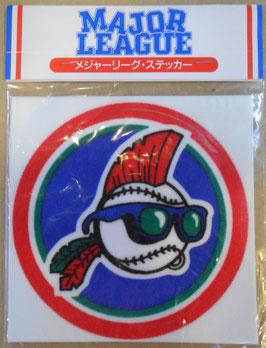 映画「メジャーリーグ」 公開記念ステッカー(1989年)