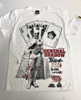ジェネラル・シャドウ  Tシャツ