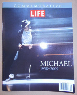 Michael Jackson Life Commemorative(洋・写真集)