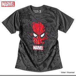 MARVEL  スパイダーマン(総柄)  Tシャツ