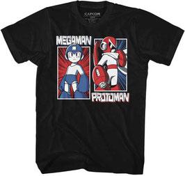 MEGA MAN  Tシャツ