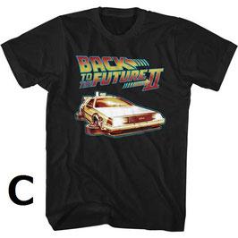 『バック・トゥ・ザ・フューチャー』(Back to the Future)Tシャツ