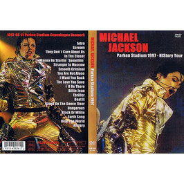 DVD:MJ History Tour in Denmark 1997