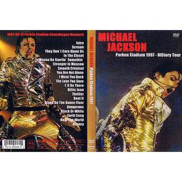 DVD:MJ History Tour in Denmark 1997