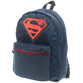 Superman Logo Reversible Backpack