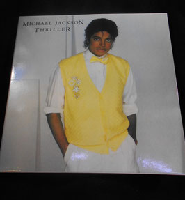 MICHAEL JACKSON - Thriller  Single CD/DVD 2Sided Disc Limited Edition