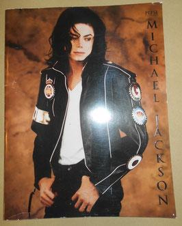 MICHAEL JACKSON 1992年 Dangerous World Tour パンフレット