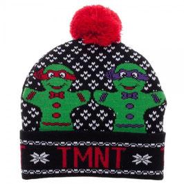 Teenage Mutant Ninja Turtles Cuff Pom Beanie