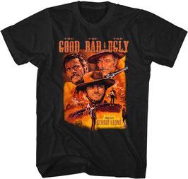 『続・夕陽のガンマン』(The Good, the Bad and the Ugly)Tシャツ