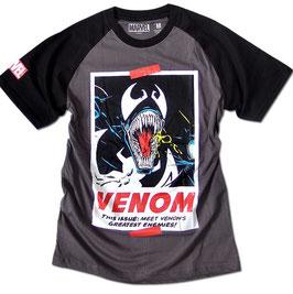 MARVEL  ヴェノム  B/B  Tシャツ