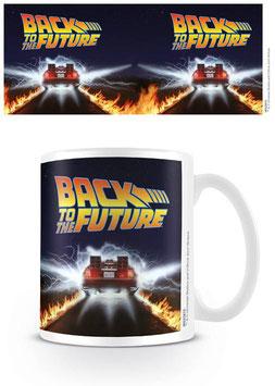 『バック・トゥ・ザ・フューチャー』(Back to the Future)マグカップ