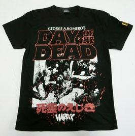 死霊のえじき (DAY OF THE DEADクーパー) Tシャツ