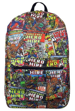 Marvel  Luke Cage  Sublimated  Backpack