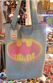 BATMAN ロゴ トートバッグ