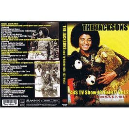 DVD:CBS TV SHOW The Jacksons '76-'77 Vol.2