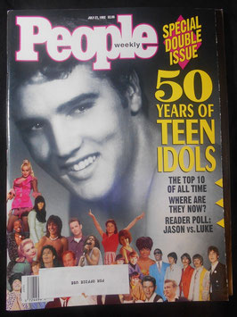 雑誌「 PEOPLE(Weekly)」1992年 7月号(SP)