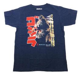 GODZILLA  抜染Tシャツ(初代 ゴジラ)