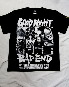 GOODNIGHT BAD END Tシャツ