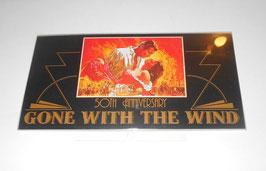 『風と共に去りぬ』(Gone with the Wind)誕生50周年記念 懸賞カレンダー(1989年)