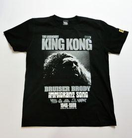 ブルーザー・ブロディ/移民の歌 Tシャツ
