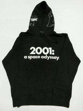 2001年宇宙の旅  プルオーバー  パーカ (a space odyssey)