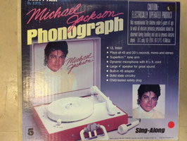MJ Phonograph by Vanity Fair Ertl 1984