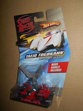 スピード・レーサー HOT WHEELSミニカー  「TAEJO TOGOKAHN」 Street Car w/ Saw Blades  1:64