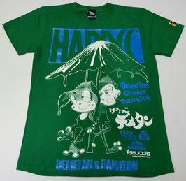 けろっこデメタン  (DEMETAN&RANATAN)  Tシャツ