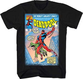 Marvel  Comics STRONG POOL Tシャツ