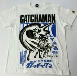 科学忍者隊ガッチャマン(GATCHAMAN) Tシャツ